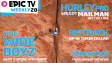 EpicTV Weekly 20: Ski Manaslu, ProBASE Wingsuit Race, Hurley Pro Surf, World's Hardest Off-Width, The Ogre