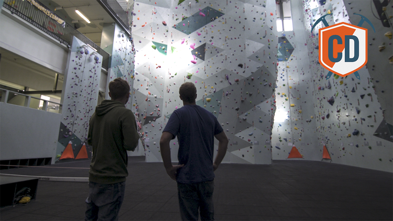 EpicTV Video: Visiting Magnus Midtbø's Massive Climbing Wall