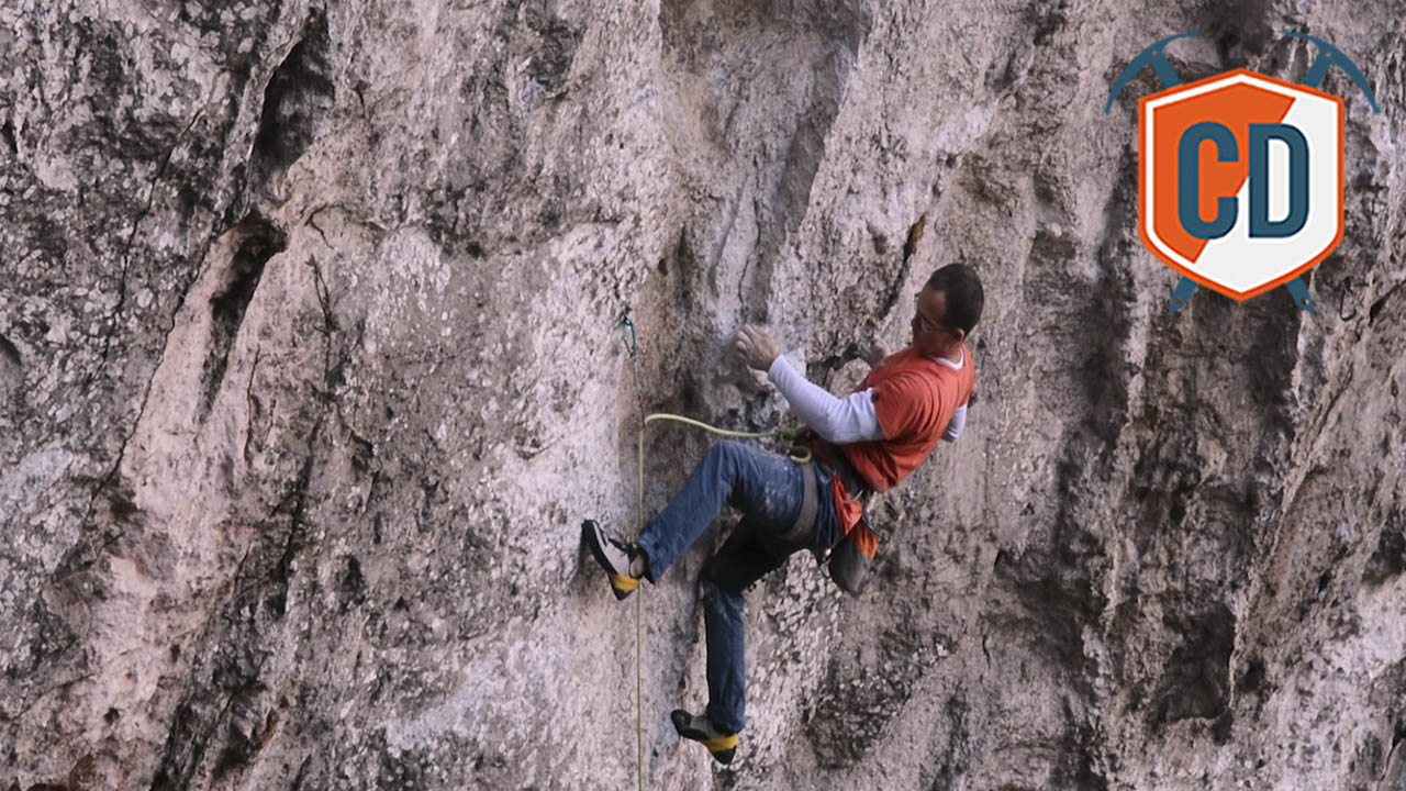 EpicTV Video: Attempting 7b+ to 8b+ In One Year: Richie's Story