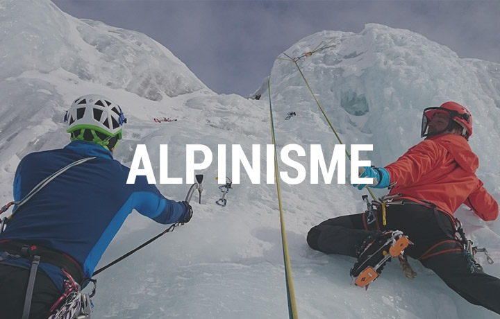 Destockage Equipement d'Alpinisme