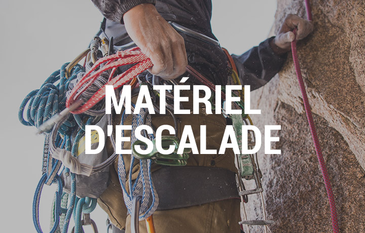 Destockage Equipement Escalade